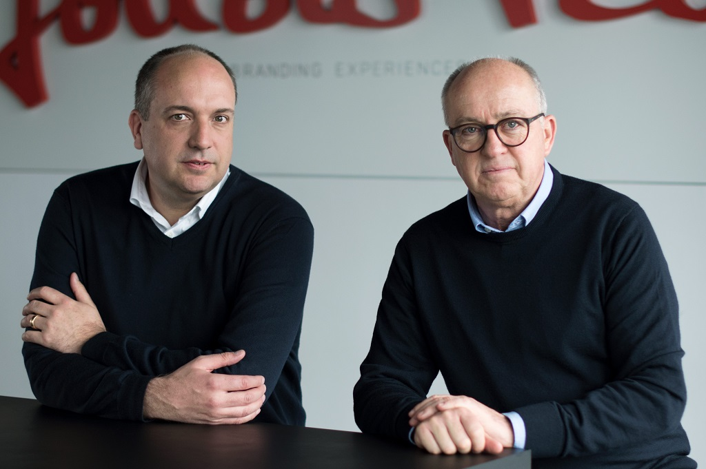 Sebastian Wiese und Ulrich Roth