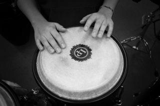 Trommel-Trommeln