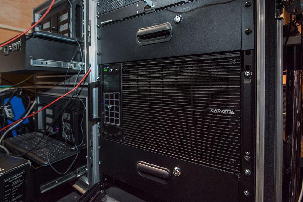 Christie Spyder X80-Multi-Screen-Windowing-Prozessor