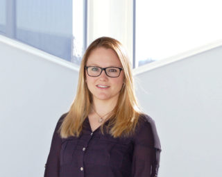 Laura Decker, Marketing Coordinator bei Meyer Sound Germany