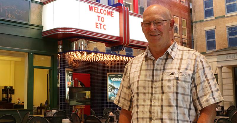 Neuer Präsident/CEO von ETC: Dick Titus