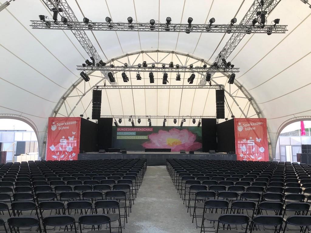 Mott-Bühne