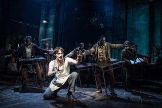 Broadway-Besetzung von Hadestown
