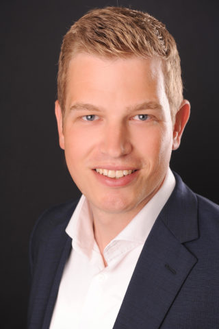 Peter Osthoff, neuer Key Account Manager bei vision tools