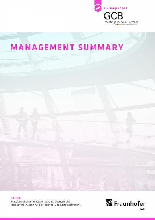 GCB Management Summary