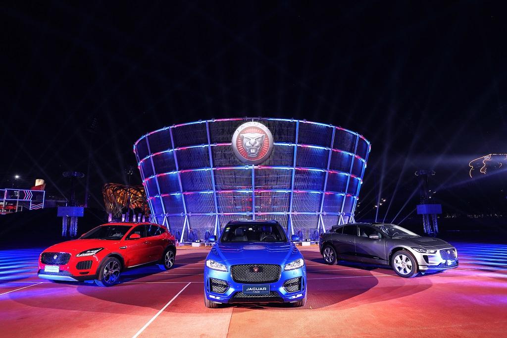 Jaguar F-PACE Challenge
