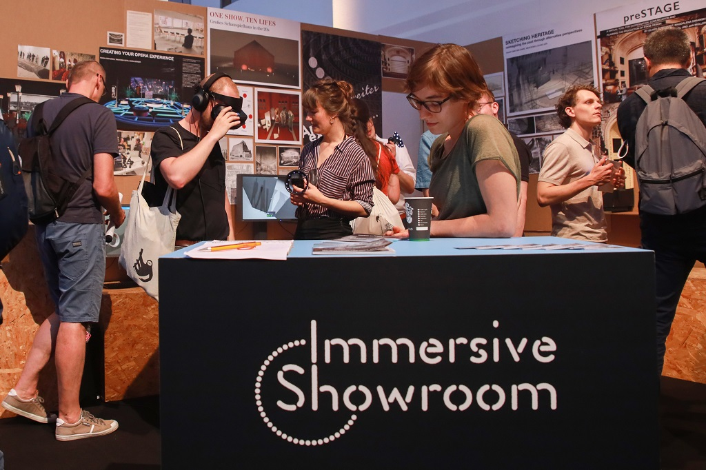 Stage|Set|Scenery 2019 - Immersive Showroom -