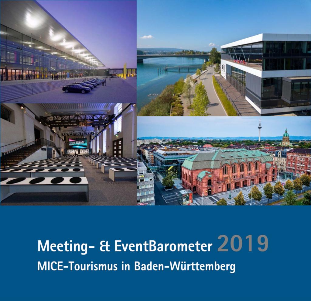 Meeting- und EventBarometer 2019 MICE-Tourismus in Baden-Württemberg