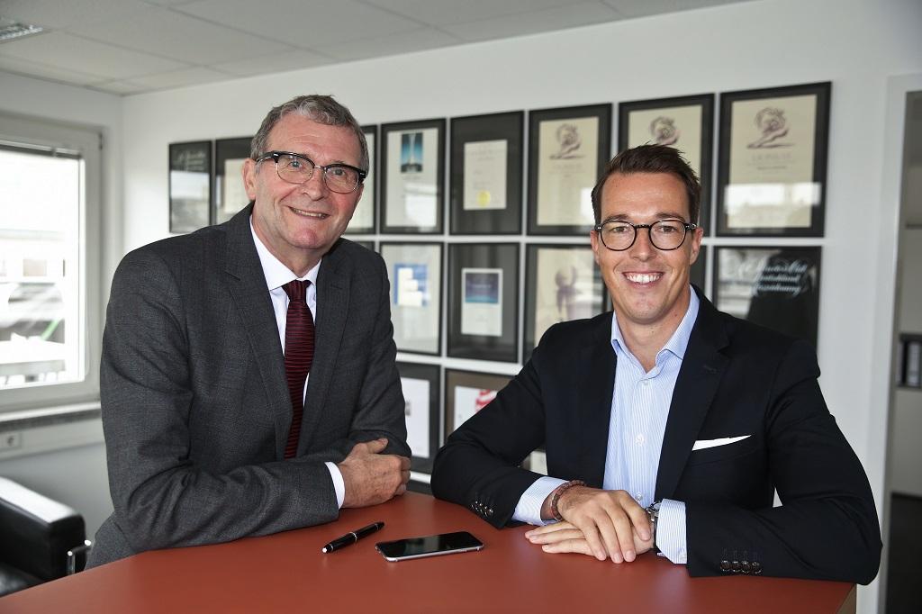 Frank Schrader und Jens Ihsen