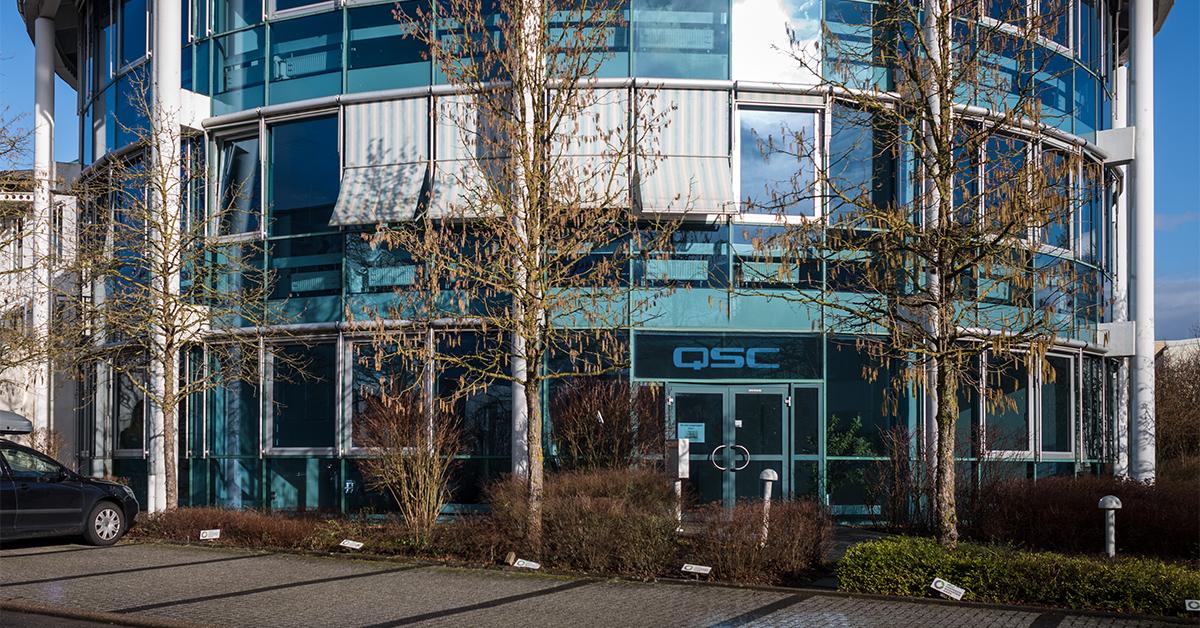 QSC EMEA Headquarter - Germany