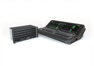 Avantis Digitalmixer mit GX4816 Remote Audio Expander