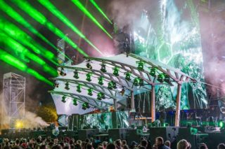 GLB KNV bei der Nature One 2019