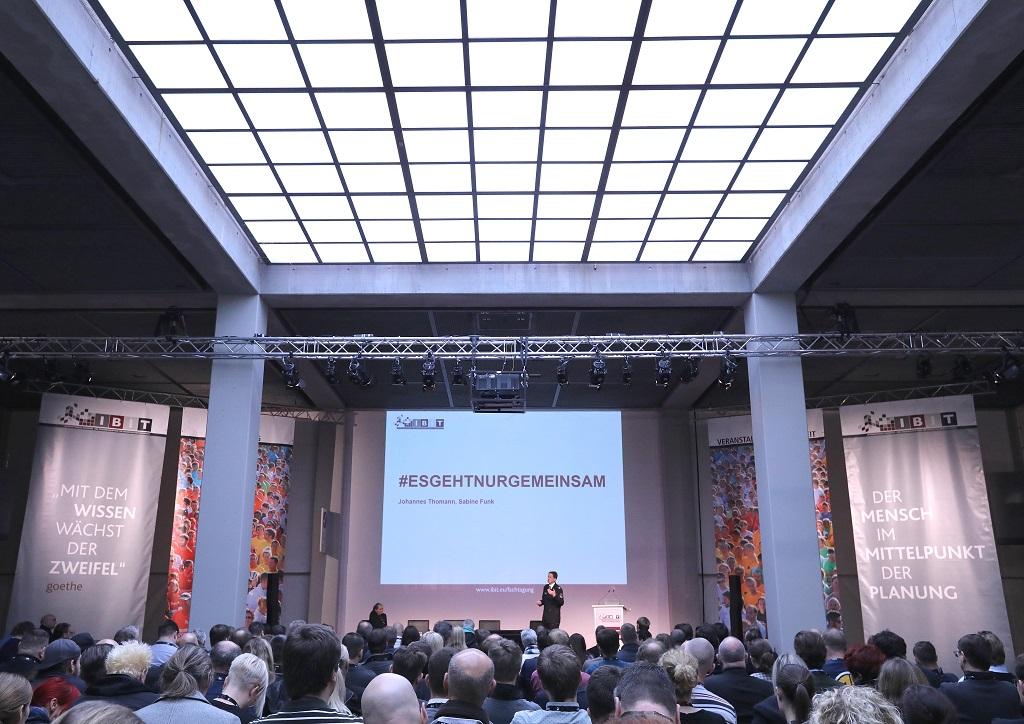 6. Fachtagung Veranstaltungssicherheit der IBIT GmbH Plenum