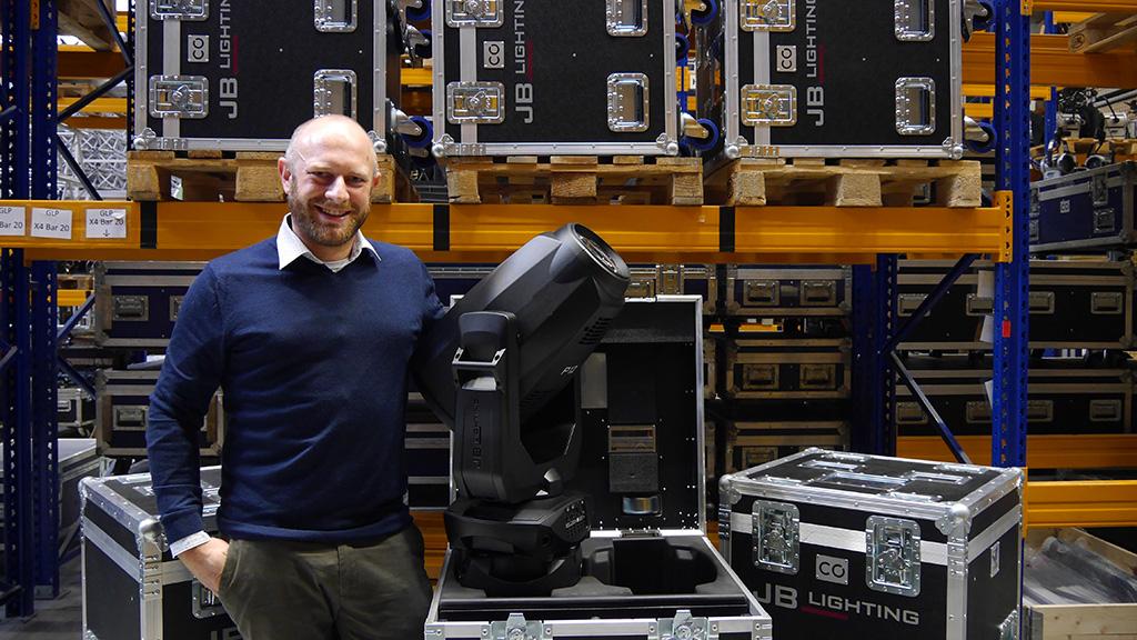 Conrad investiert in P12 von JB-Lighting