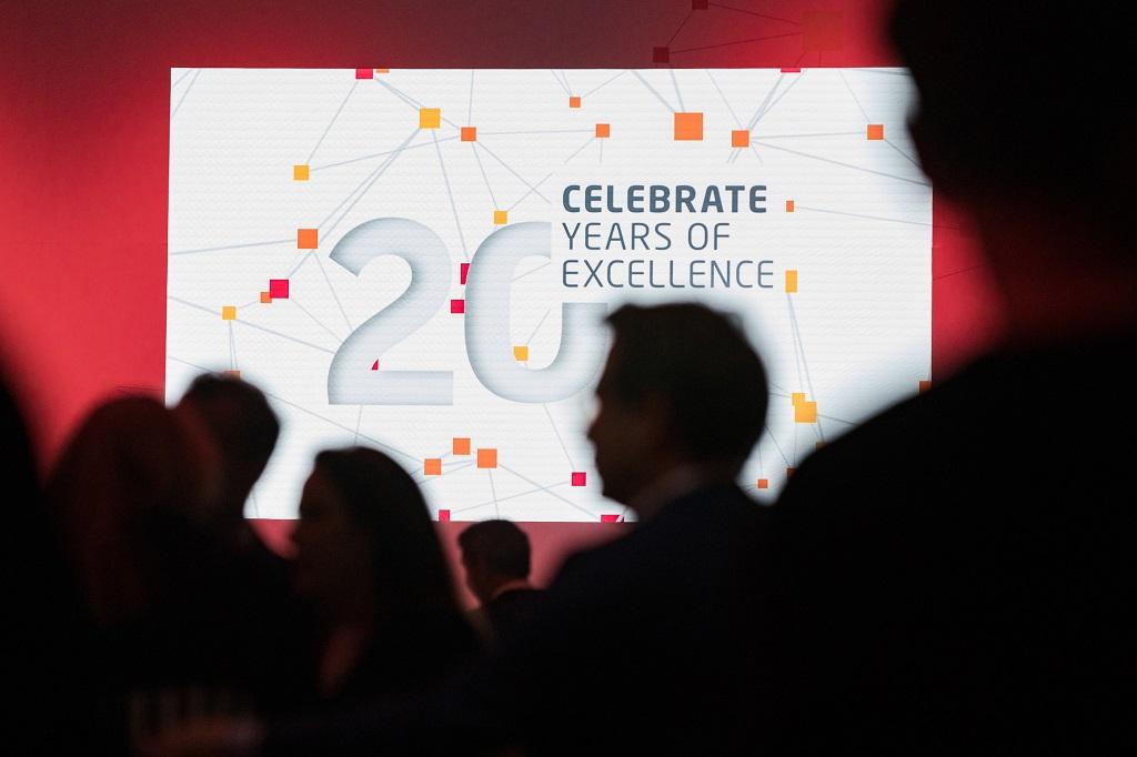 Festakt 20jähriges Jubiläum des Hasso-Plattner-Instituts