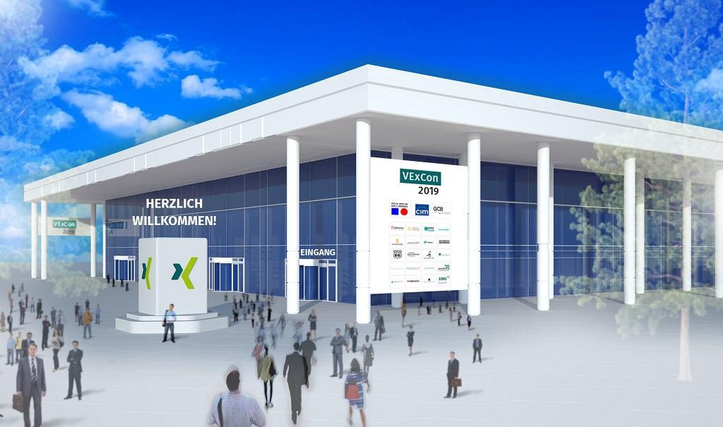XING Events_VExCon2019_Aussenansicht