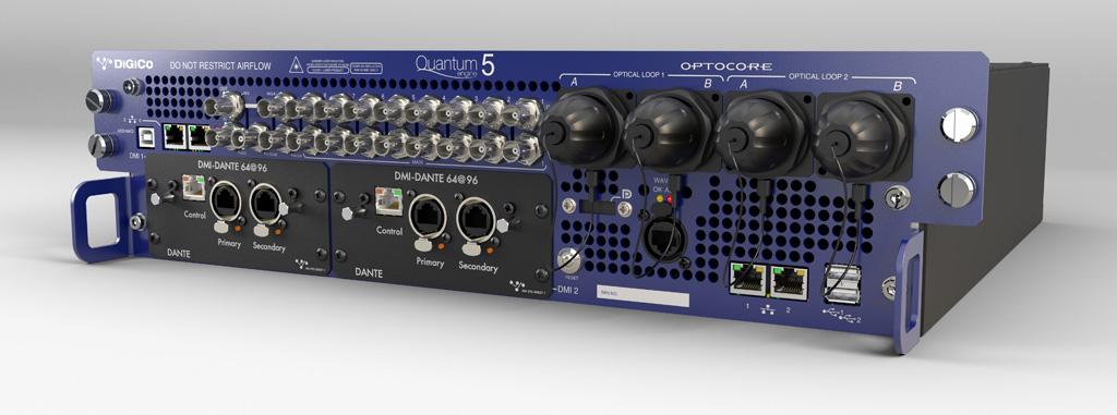 Quantum 5 Engine