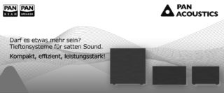 Pan Acoustic auf der ISE
