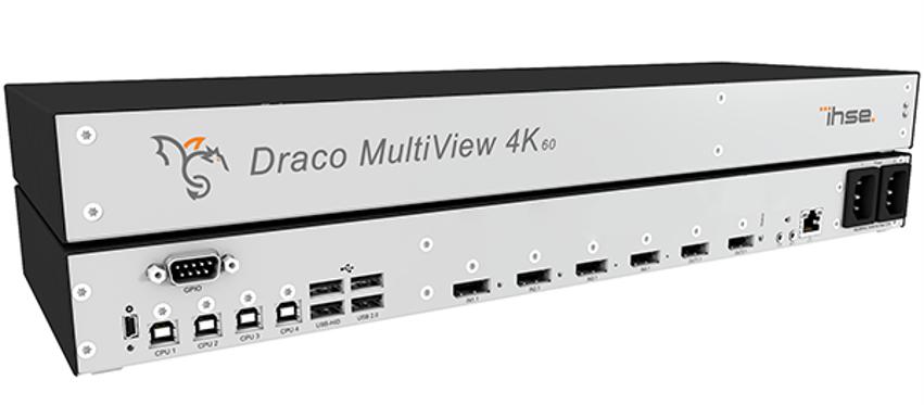 Draco MultiView4K60