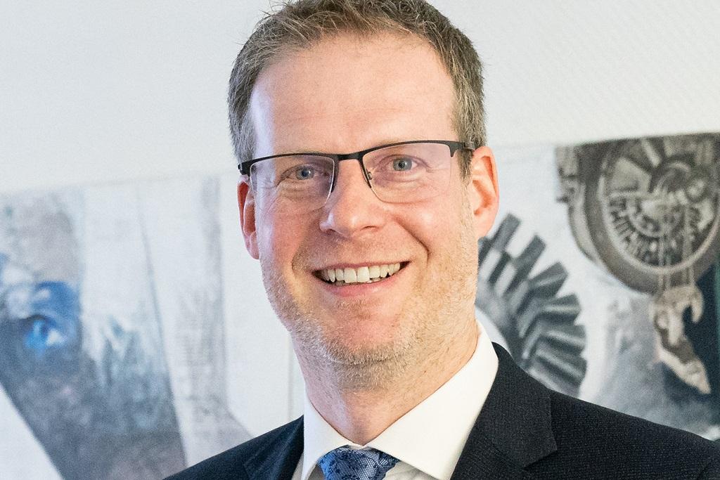 Jörn Holtmeier, AUMA-Geschäftsführer