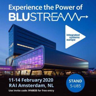 Blustream auf der ISE 2020