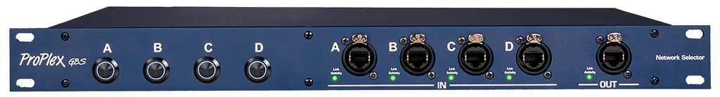 ProPlex GBS Network Selector