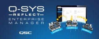 QSC Q-Sys Banner