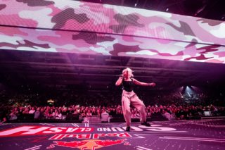 Loredana beim Red Bull Soundclash 2019