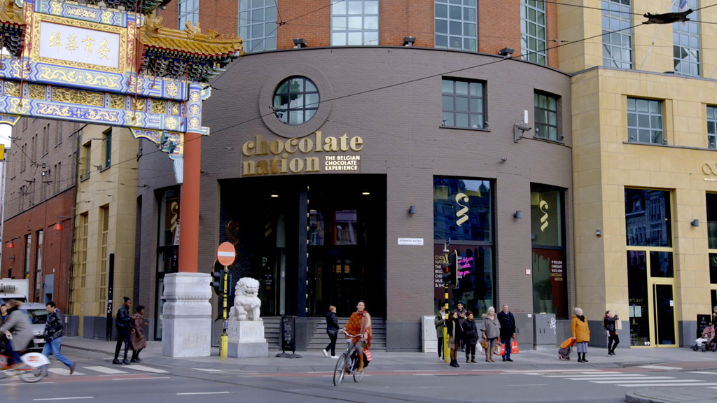 Chocolate Nation in Antwerpen