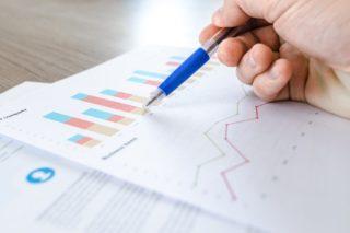 grafik-chart-daten-ergebnis