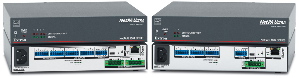 Extron NetPA Ultra Verstärker