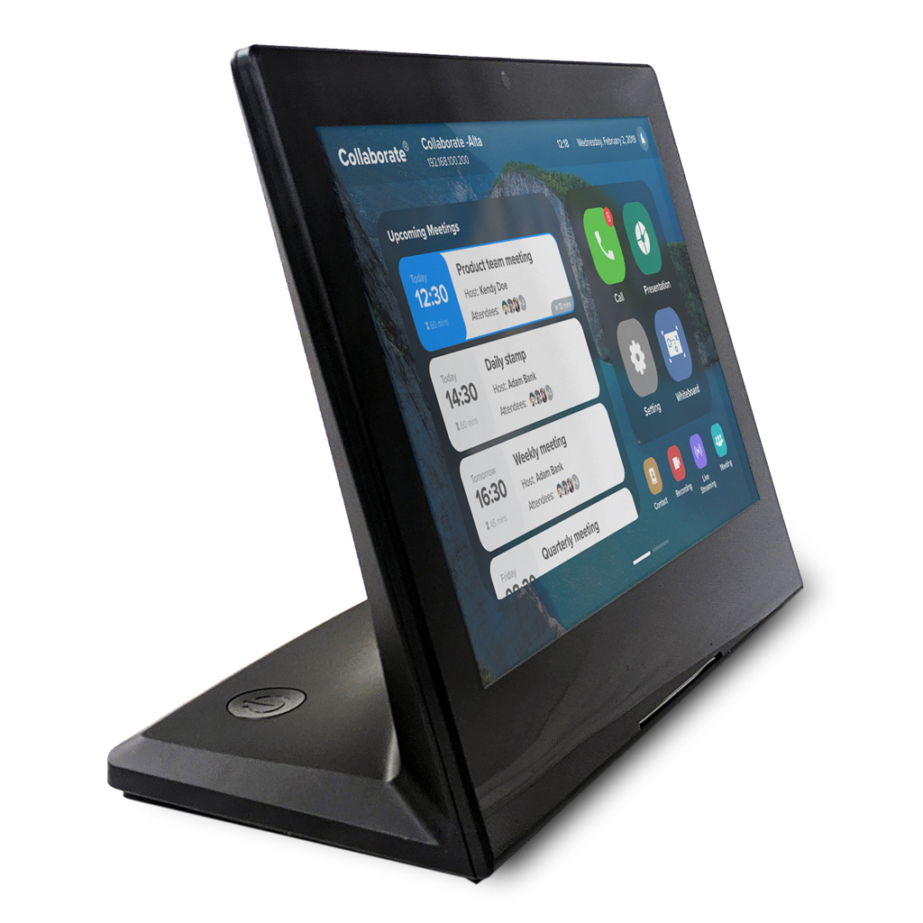 ClearOne Collaborate Touchpanel