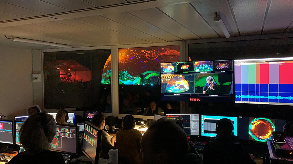 Control Room Virtual Harmony