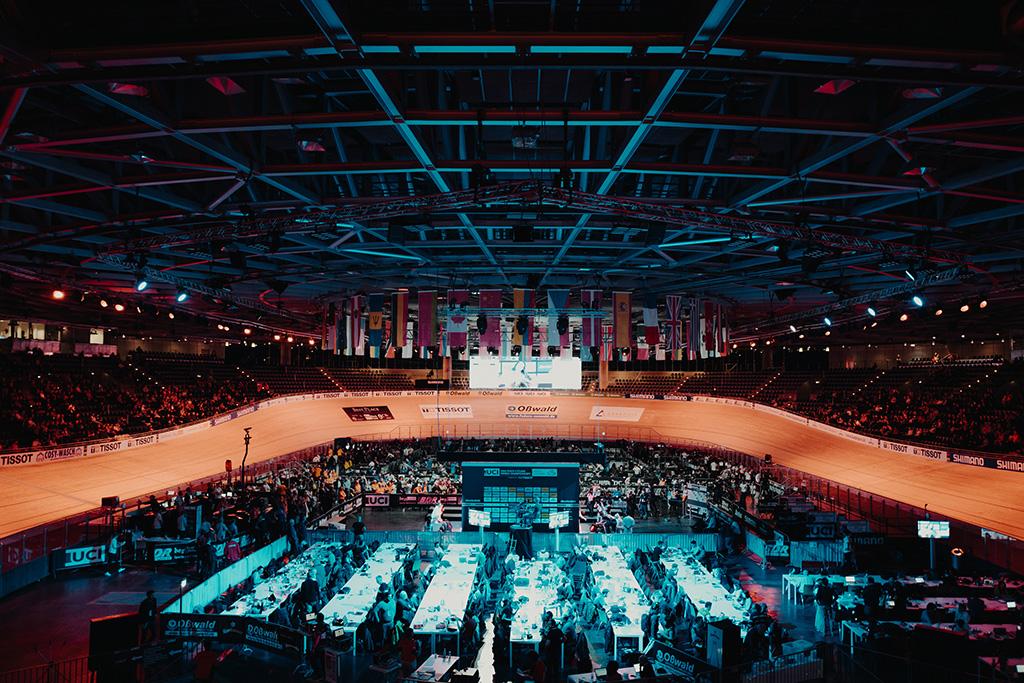 UCI Bahnrad-WM in Berlin