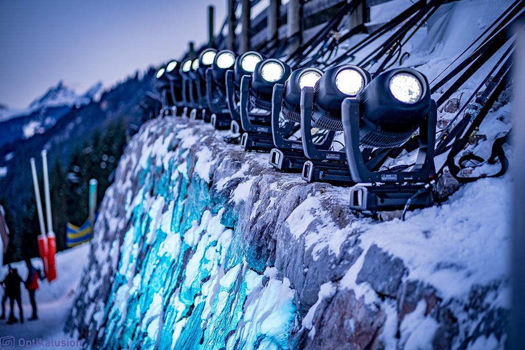 Audi e-tron Experience in Kitzbühel mit Proteus Hybrid