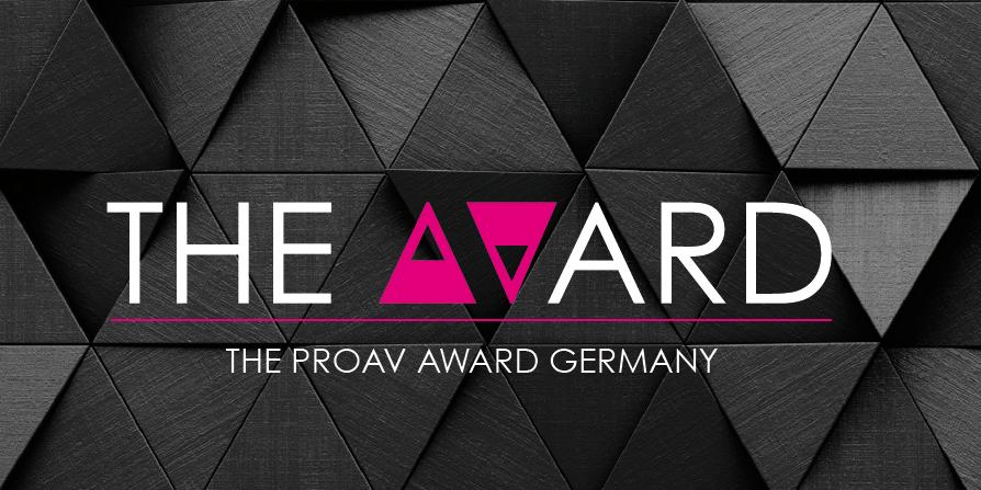 The AVard Logo