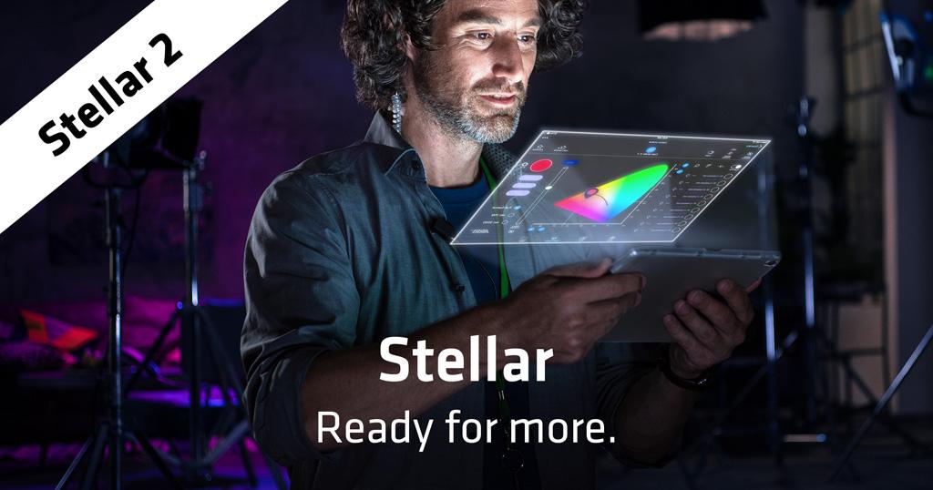 Stellar App von ARRI
