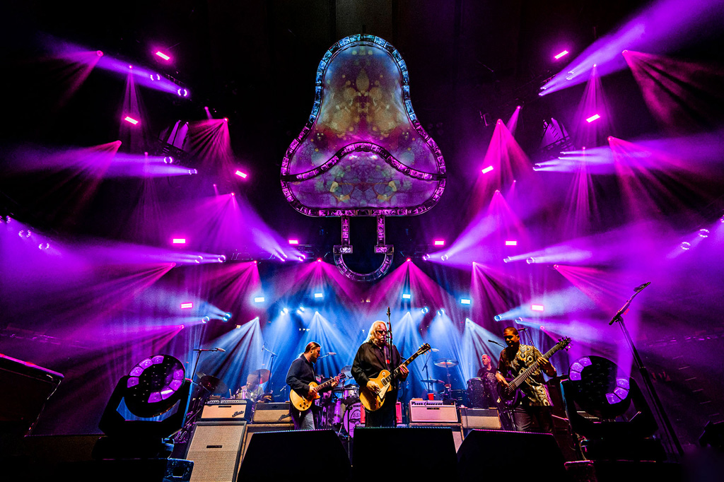 Allman Brothers Band Live