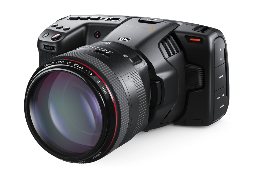 Blackmagic Pocket Cinema 6K