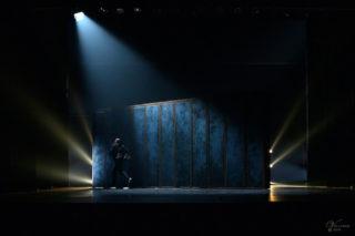 Bühnensituation