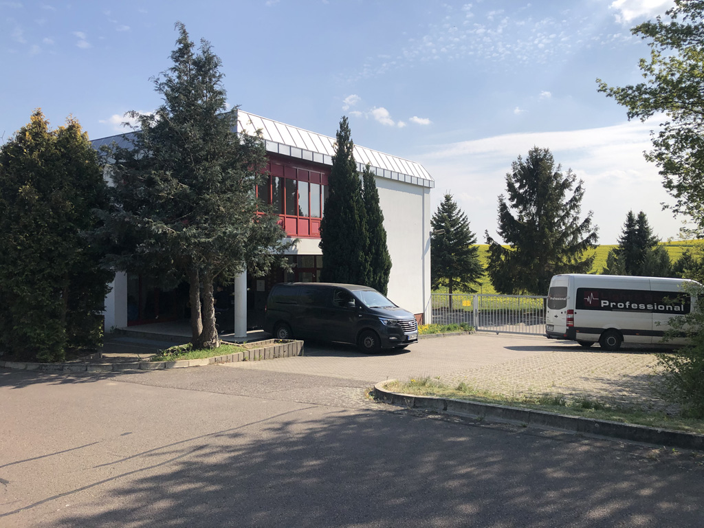 Firmensitz LSP