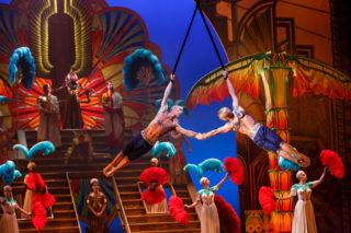 Paramour Cirque Du Soleil Musical