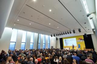 Konferenz auf der Leantec