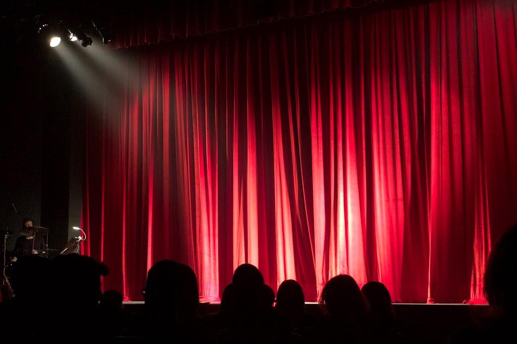 Theater-Aufführung