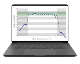Laptop mit Univox Loop
