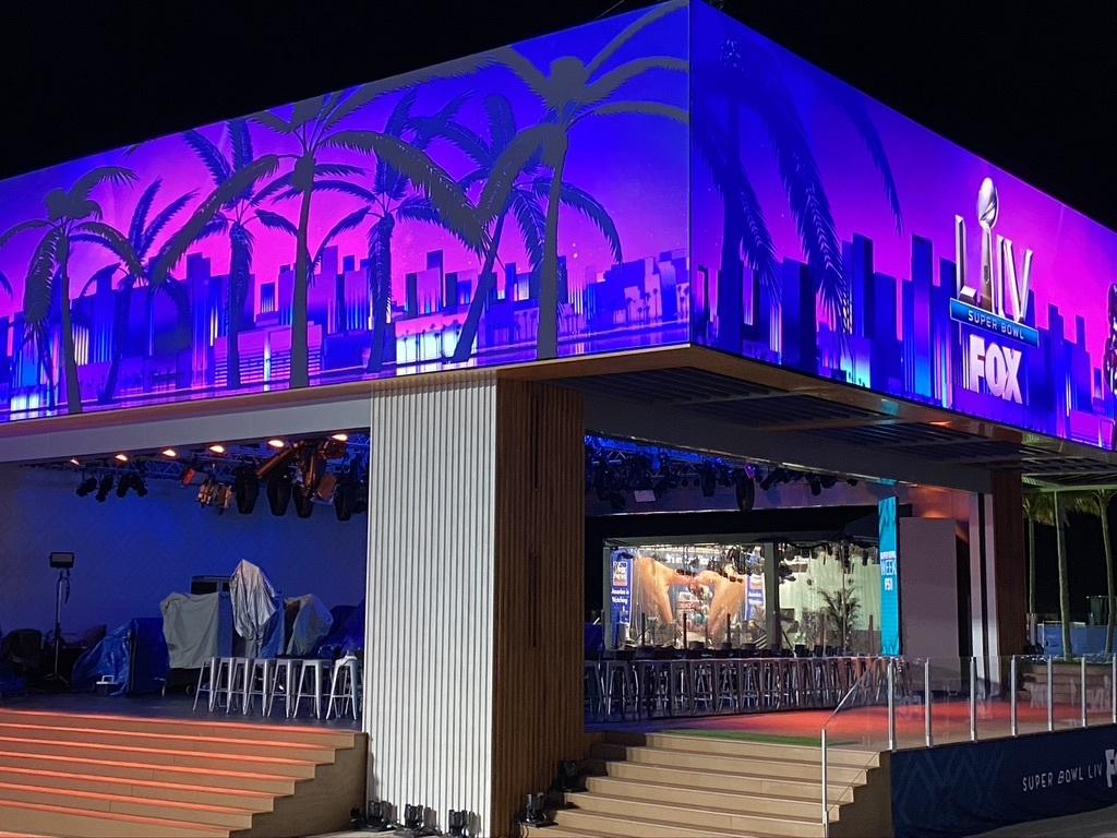 FOX Sport Studio am South Beach