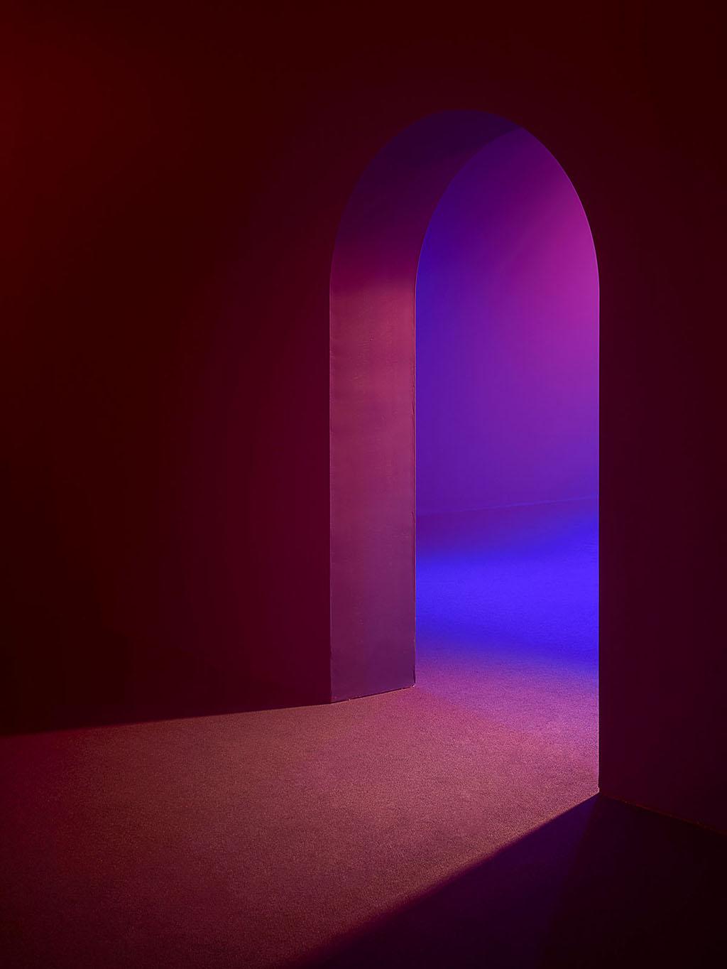 """Astera Titan Tubes in der Ausstellung """"Beyond the Road"""""""