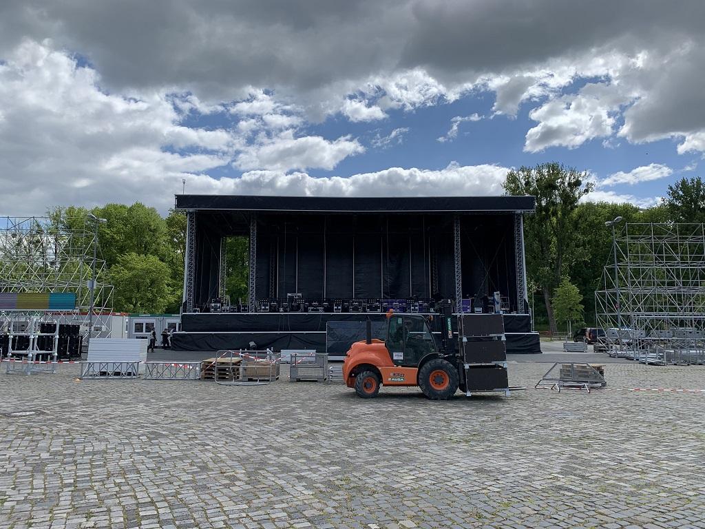Vorbereitungen für die Veranstaltungsreihe Autokultur Hannover 2020