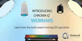 Chroma Q Webinare