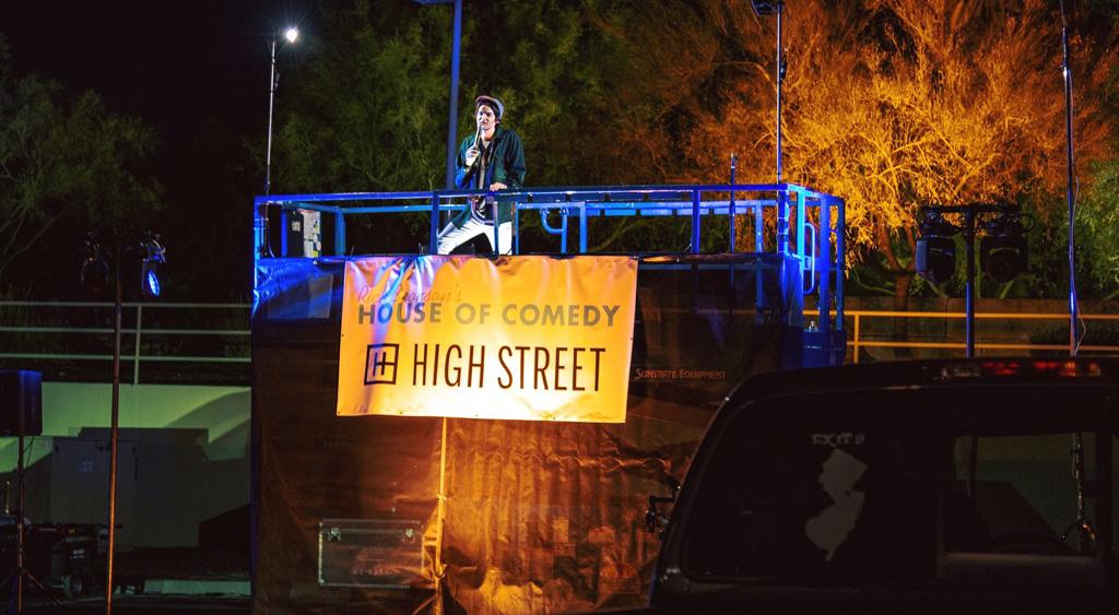 Comedy Bühne